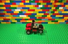 Lego Creator 3 in 1 Desert Racers (31040)