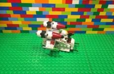 Star Wars Lego Republic Gunship Series 2 Micro Fighters (75073)