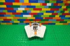 Star Wars Lego Snowspeeder Series 2 Micro Fighters (75074)