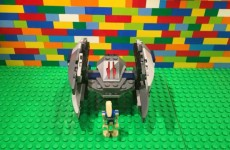 Star Wars Lego Vulture Droid Series 2 Micro Fighters (75073)