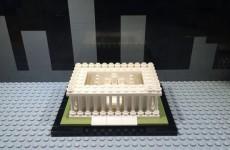 Lego Architecture Lincoln Memorial (21022)