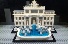 Lego Architecture Trevi Fountain (21020)