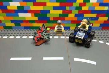 Lego City ATV Patrol (60065)