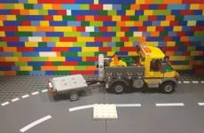 Lego City Service Truck (60073)