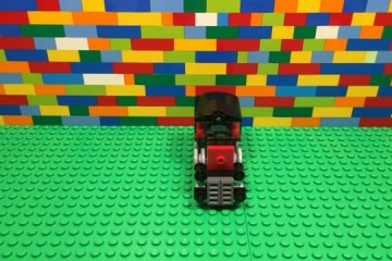Lego Creator 3 In 1 Emerald Express (31015)