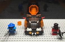 Lego Nexo Knights Chaos Catapult (70311)